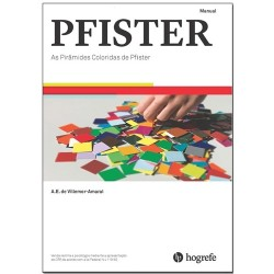 As Pirâmides coloridas de Pfister - Kit