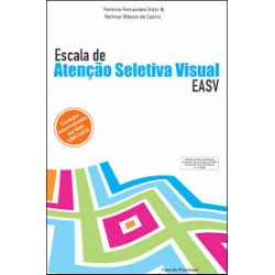 EASV - Escala de atenção seletiva visual - Kit